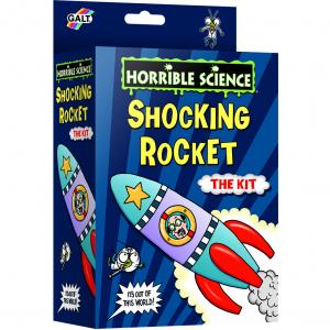 Galt - Horrible Science: Racheta socanta