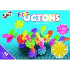 Galt - Set de construit - First Octons - 48 piese