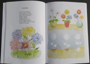 Magia punctelor - carte de poezii interactive pentru copii