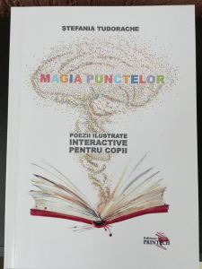 Magia punctelor - carte de poezii interactive pentru copii0
