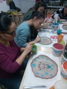 Pictura pe Ceramica0