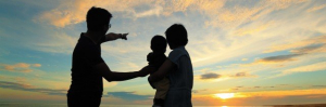Se naste un copil - se naste o familie