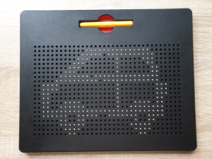 Tablita de desen cu magneti - 380 piese - marca Edu Class3
