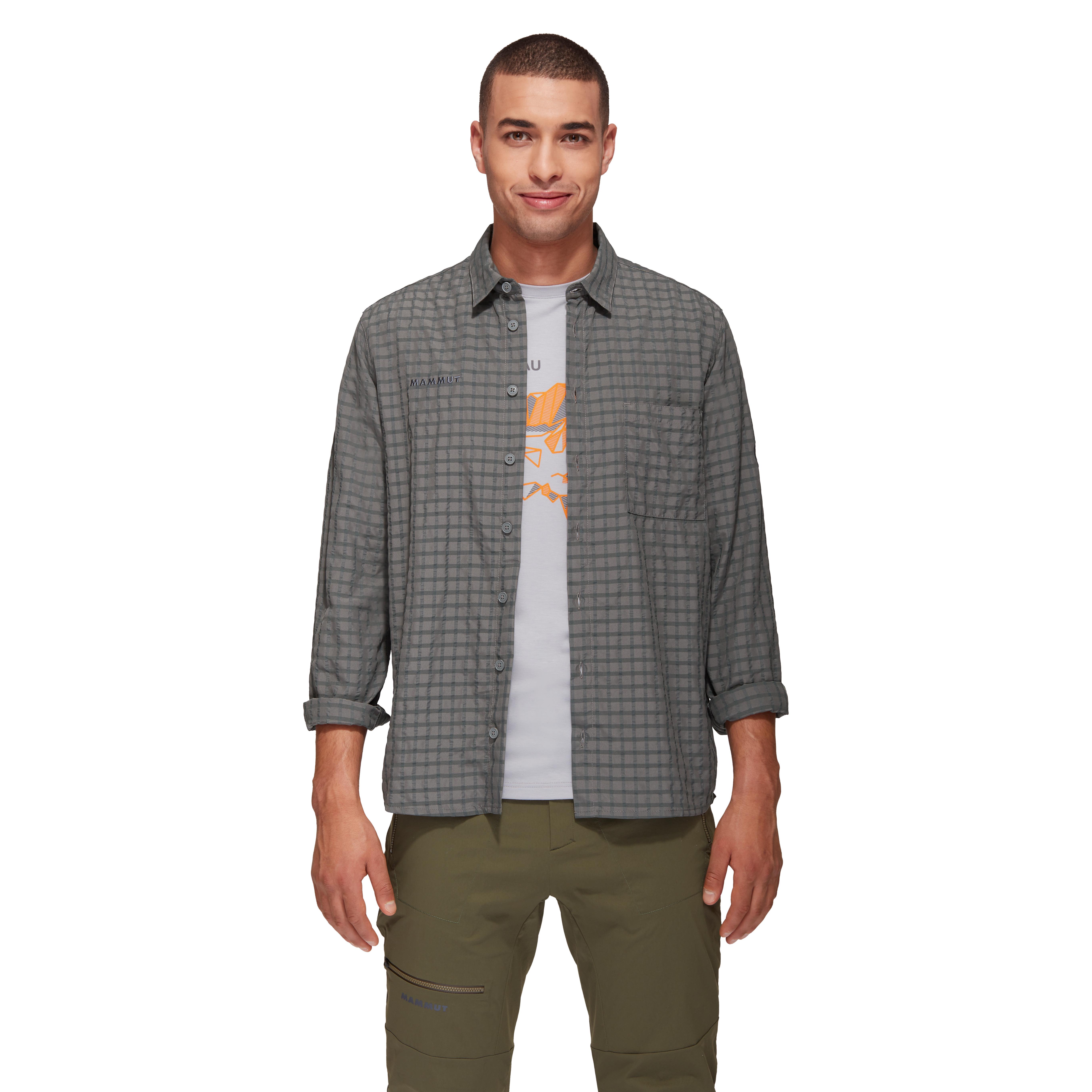 Lenni Longsleeve Shirt Men [1]