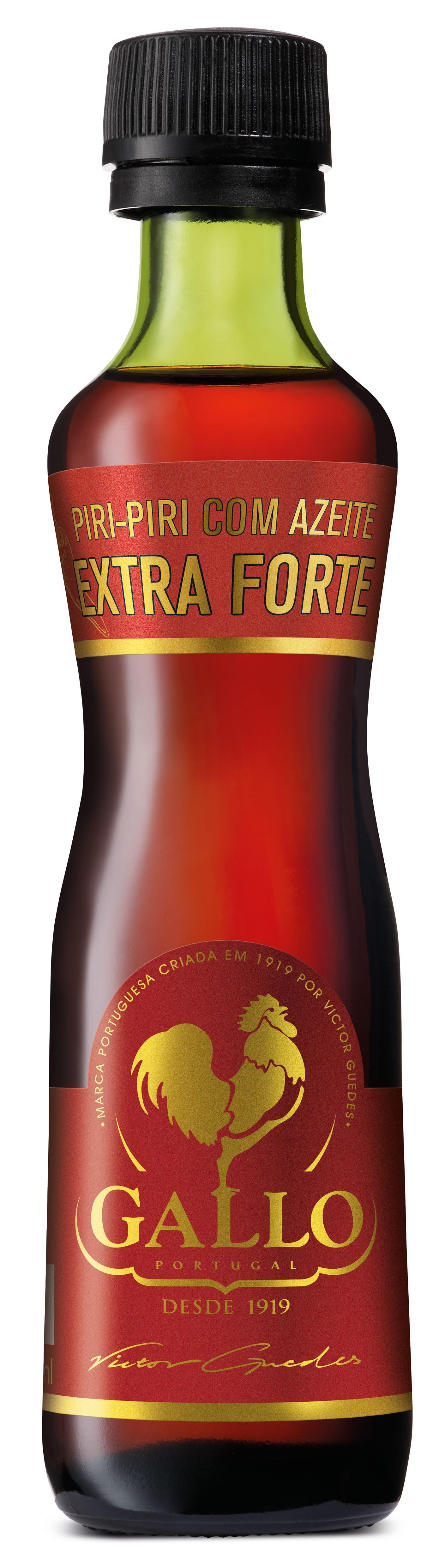 Sos iute Piri-Piri extra forte 50 ml Gallo [0]