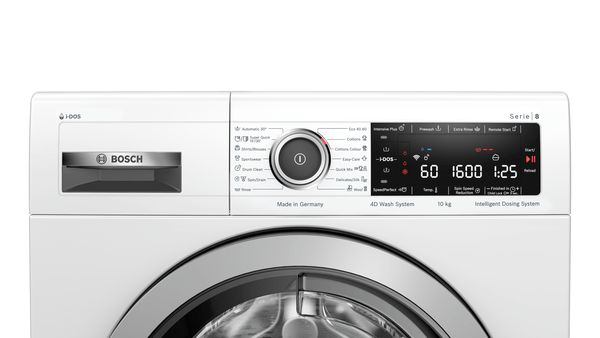 BOSCH WAX32KH1BY HOME CONNECT 1