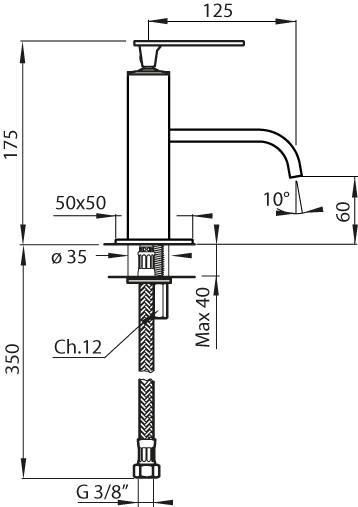 Baterie PONSI 4ever LA01 1
