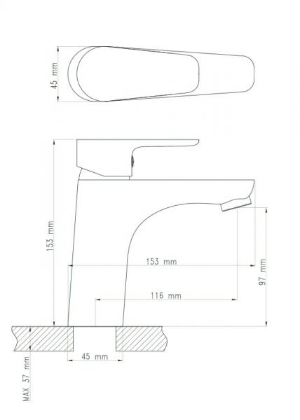 Baterie PONSI Ecostyle LAP1 2