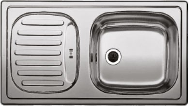 Blanco Flex Mini inox panzat 0