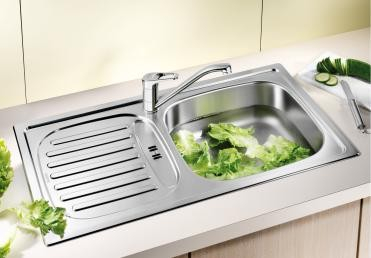 Blanco Flex Mini inox panzat 1