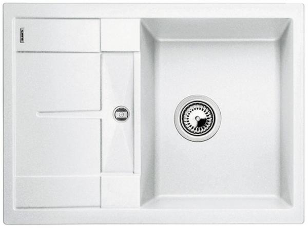 Blanco Metra 45 S Compact silgranit alb 0