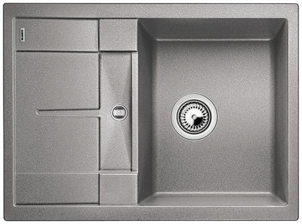 Blanco Metra 45 S Compact silgranit alumetalic 0