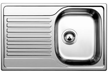 Blanco TIPO 45 S Compact inox natur 0