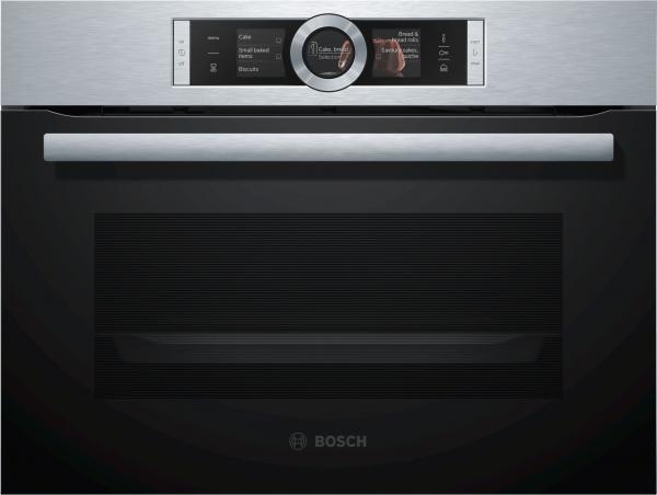 Bosch CSG656BS2   (multifunctional cu aburi) 0