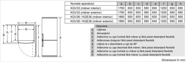 BOSCH KGE36ALCA 6