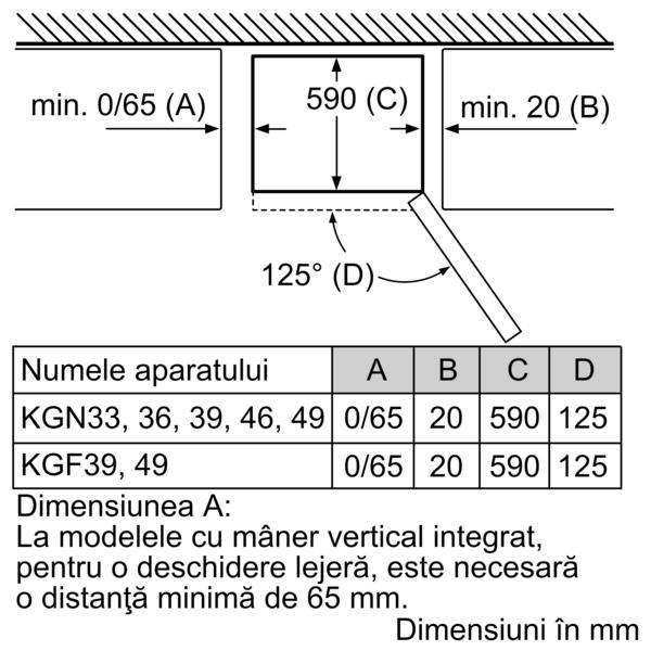 BOSCH KGN39LBE5 6