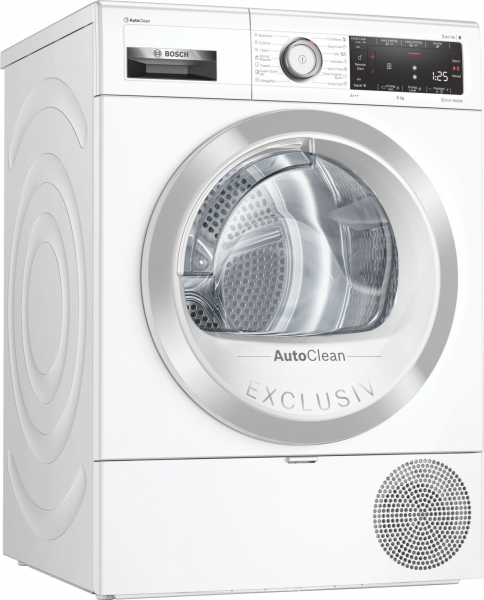BOSCH WTX87KH0BY HOME CONNECT 0