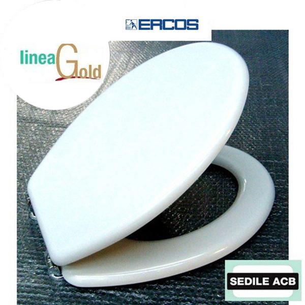 Capac WC Ercos Gold 0