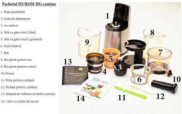 HUROM HG-SBE11 gri [1]