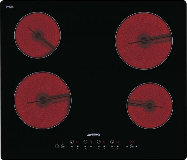 SMEG SE2640TD2 vitroceramica electrica 0