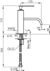Baterie PONSI 4ever LA011