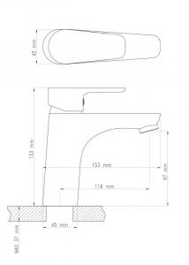 Baterie PONSI Ecostyle LAP12