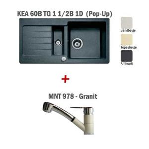 PACHET TEKA CHIUVETA KEA 60B + BATERIE GRANIT [0]