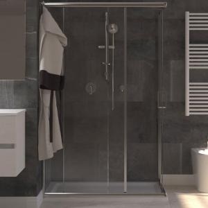 Set complet dus PONSI ShowerCorner11