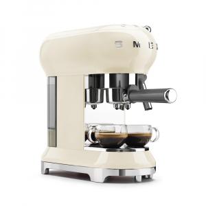 SMEG ECF01CREU Espressor0