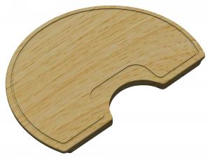 Tocator din lemn de fag AQUASANITA SR 416.300 [0]