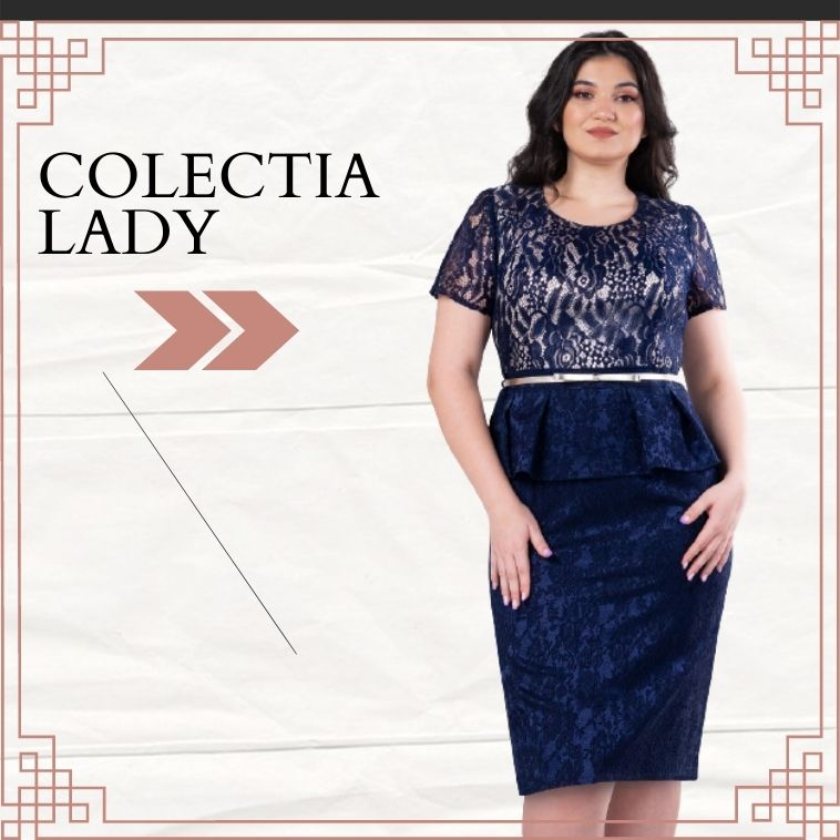 """banner """"colectia lady"""""""