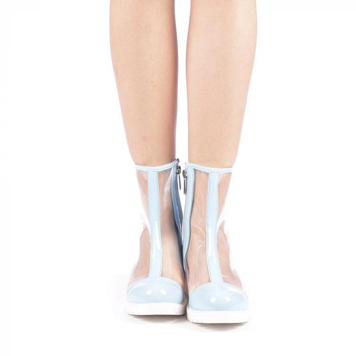 Ghete dama Mariola albastre 4