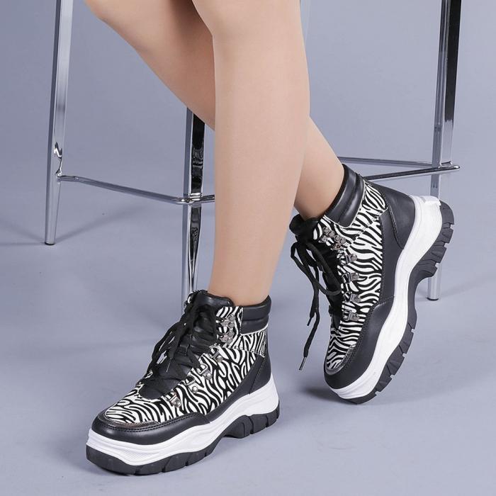 Ghete dama Niabi zebra 2