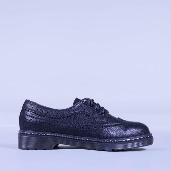 Pantofi casual dama Angela negri 0