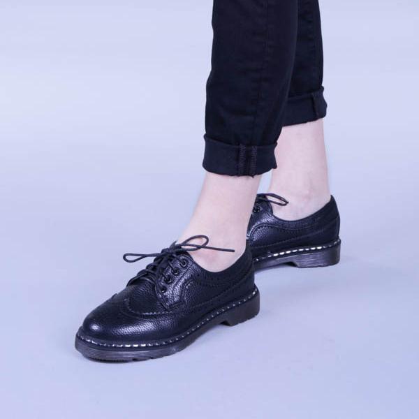 Pantofi casual dama Angela negri 3