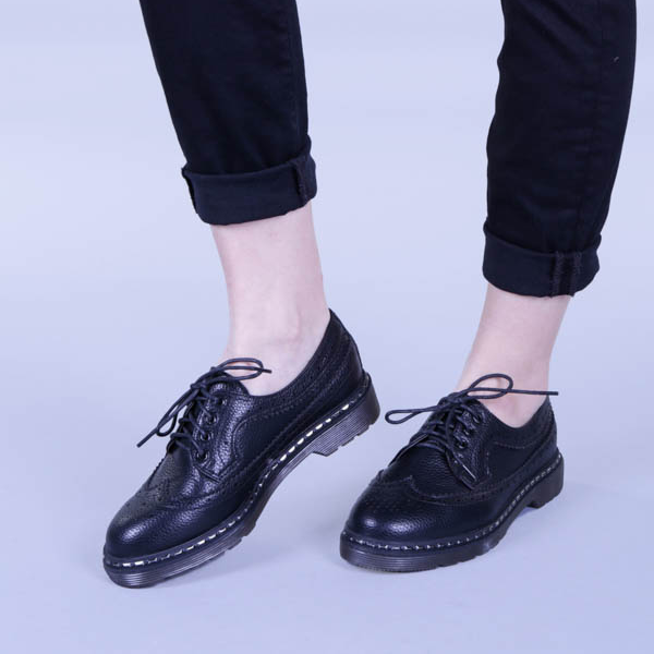 Pantofi casual dama Angela negri 1