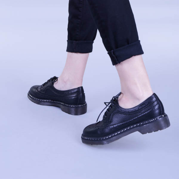 Pantofi casual dama Angela negri 4