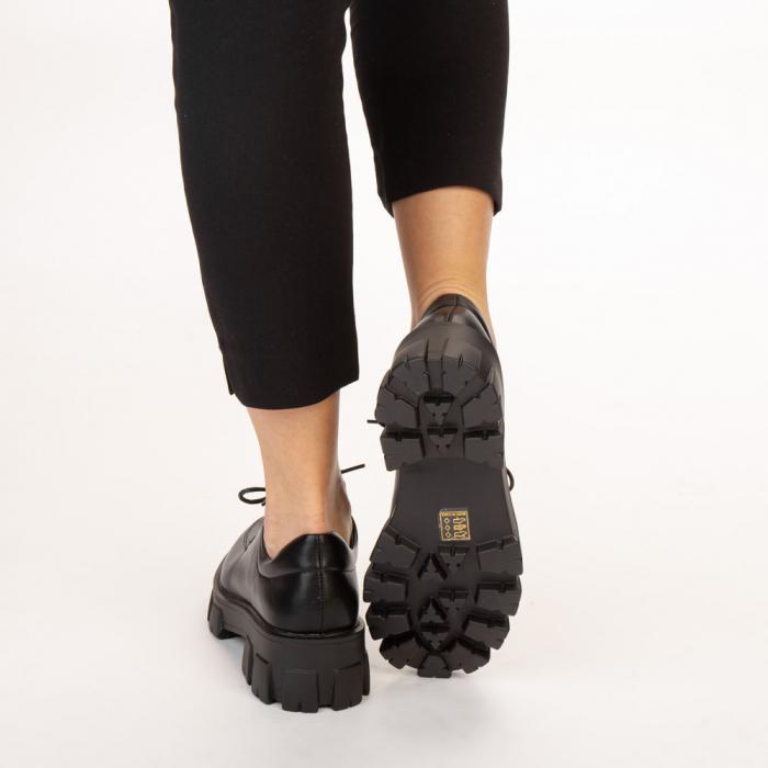 Pantofi casual dama Regan negri 3
