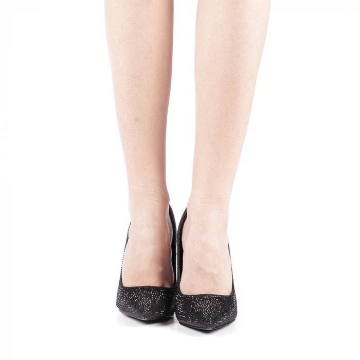 Pantofi dama Adripo negri 4