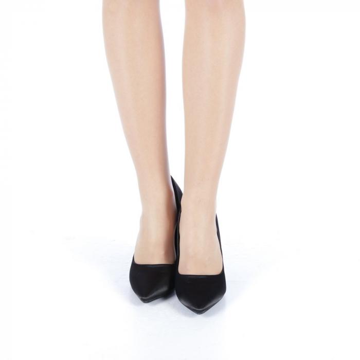 Pantofi dama Antonina negri 4