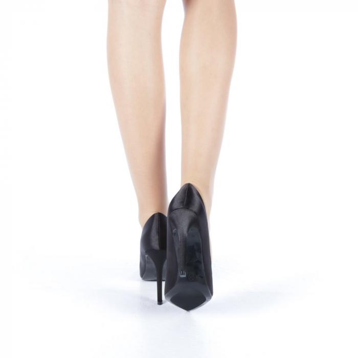 Pantofi dama Antonina negri 3