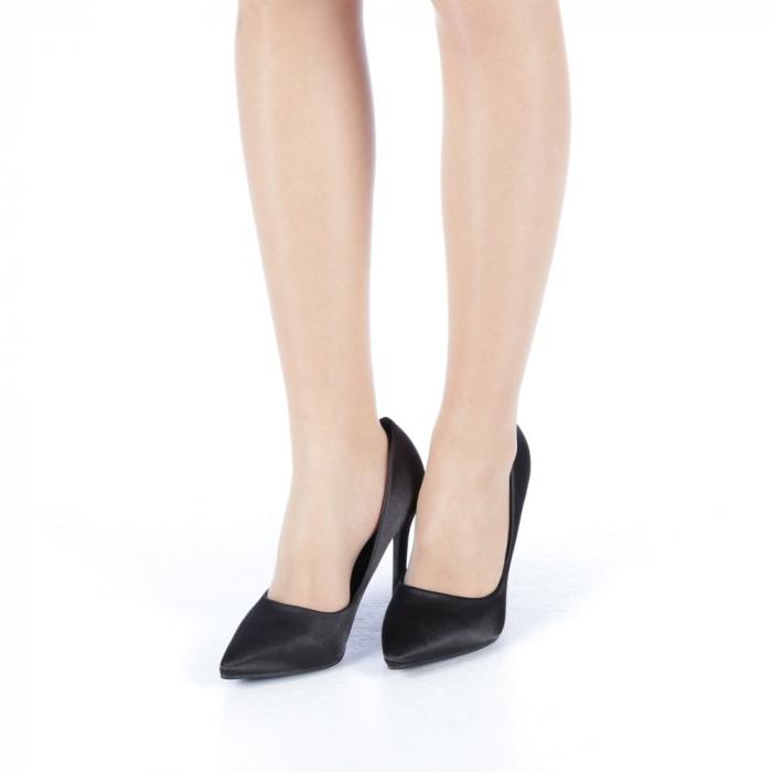 Pantofi dama Antonina negri 2