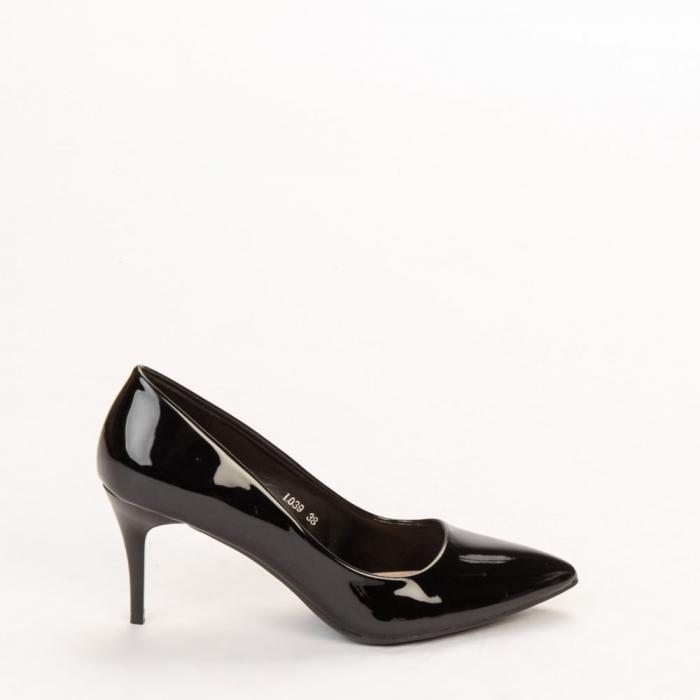 Pantofi dama Avice negri 0