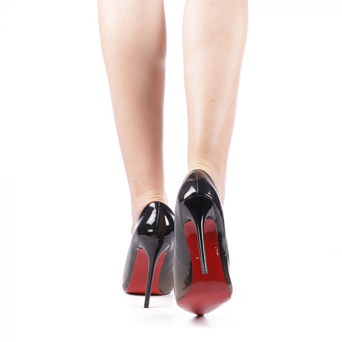 Pantofi dama Dillon aurii 3