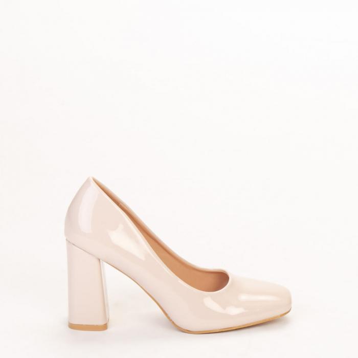 Pantofi dama Eloisa bej 0