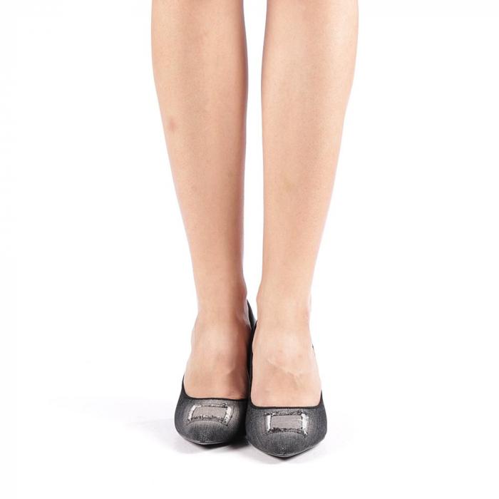 Pantofi dama Emira negri 3
