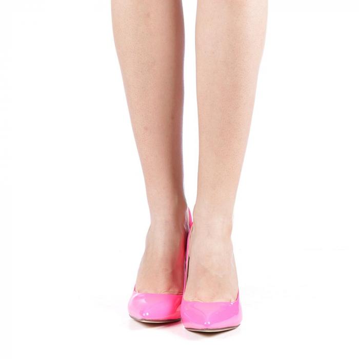Pantofi dama Exoca fuchsia 4
