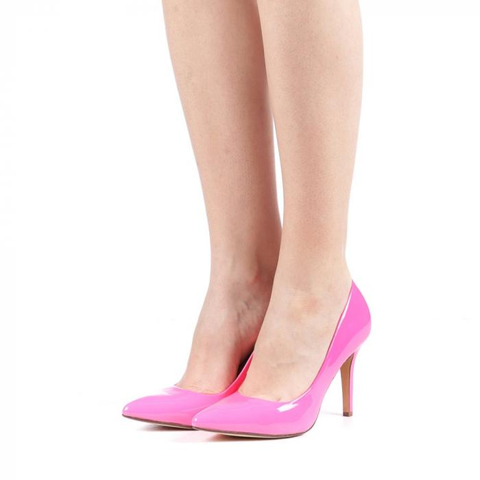 Pantofi dama Exoca fuchsia 2
