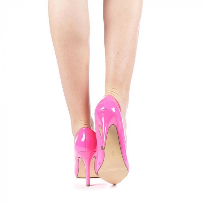 Pantofi dama Exoca fuchsia 3