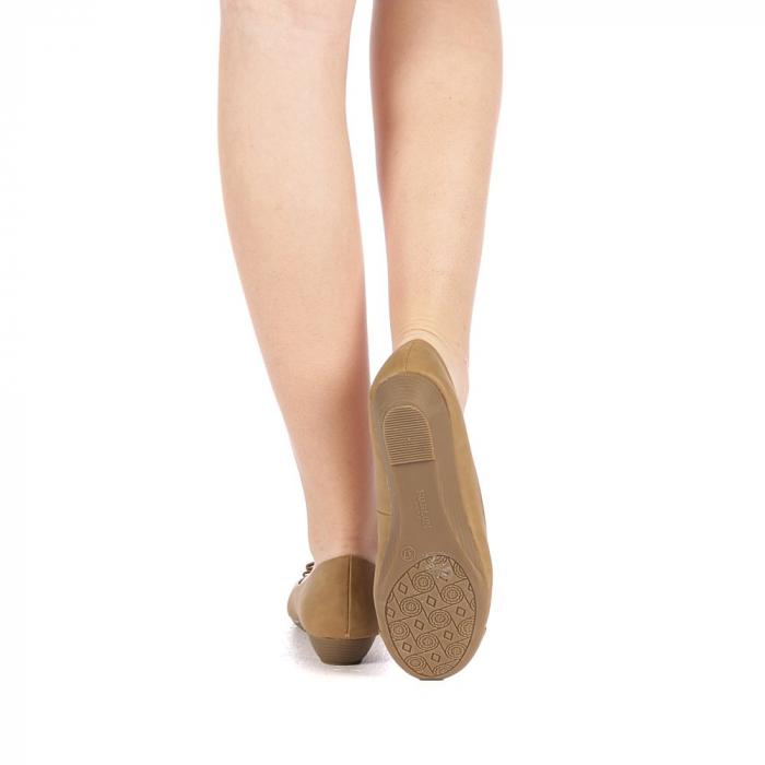 Pantofi dama Gheraso maro 3